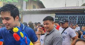 Vico Sotto in Pinagbuhatan Fiesta