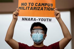 Four universities reject accusation of Maoist rebel recruitment on campus