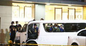 Investigation, PNP-PDEA misencounter