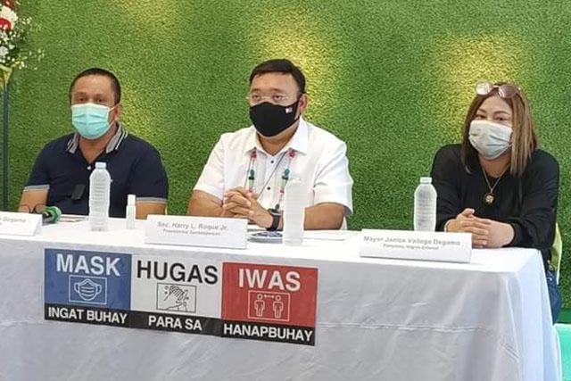 Harry Roque press briefing
