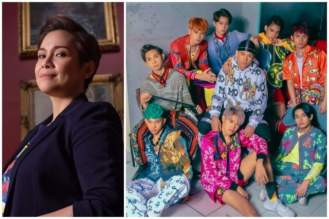 Fabulous Lea Salonga All Praise For P Pop Group Alamat S Performance In Kbye Music Video