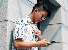 Asian millennial