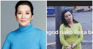 Kris Aquino meme template