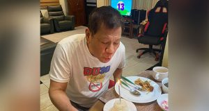 Duterte 76th birthday