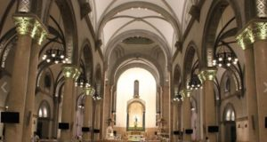 Manila Cathedral interior