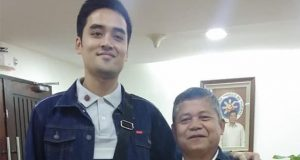 Vico Sotto and Kuya Vener
