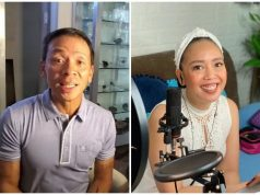 Kuya Kim and Kakai Bautista