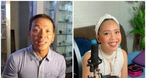 Kuya Kim and Kakai Bautista