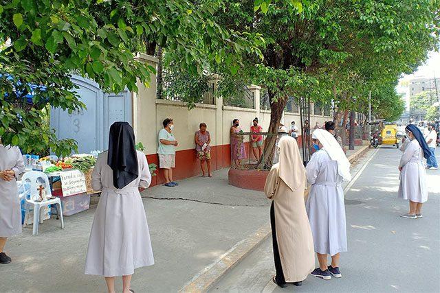 Benedictine nuns