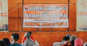 Caloocan cash aid distribution