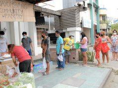 Community pantry in Nueva Vizcaya