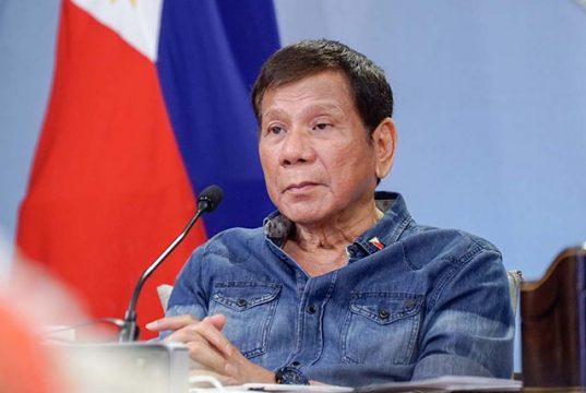 Duterte in April 12 Speech