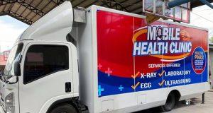 Hontiveros Mobile Health Clinic