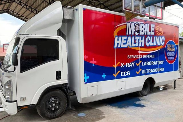 Hontiveros Mobile Health Clinic