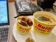 Leni's rice porridge