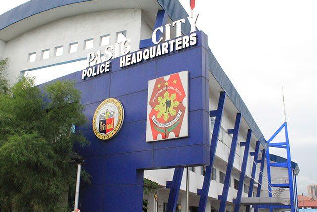 Pasig City Police Headquarters