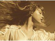 Taylor Swift in Fearless 2021 album