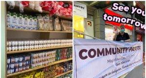 Angel Locsin's community pantry