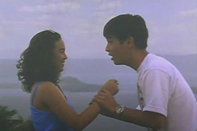 Claudine and Rico
