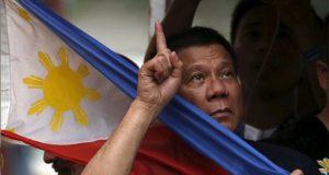 Duterte in 2016