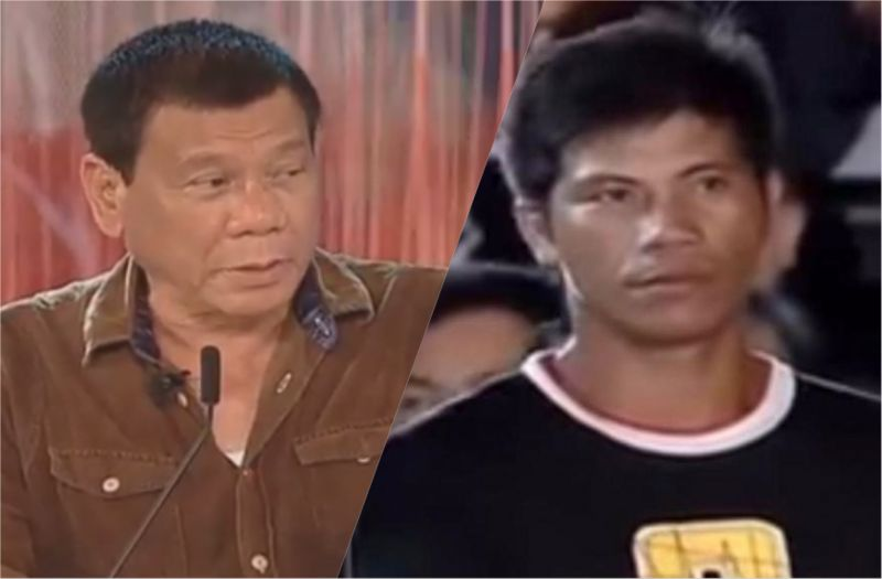 Fisherman asks Duterte in 2016 presidential debates