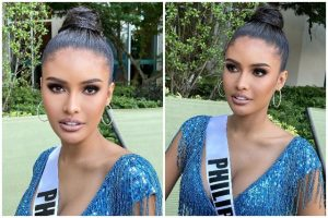 Barbie or Megan Young? Rabiya Mateo stuns with her behind-the-scenes look for Miss Universe shoot