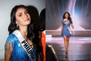 'A beautiful start of something new': Rabiya Mateo celebrates Miss Universe Top 21 finish