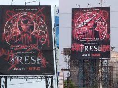 Trese billboards