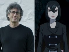 Neil Gaiman and Trese