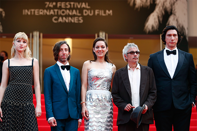 Annette' kicks off Cannes with all-singing tale of twisted love