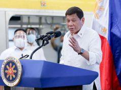 Duterte on LRT2
