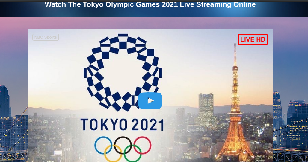 Examples of phishing pages offering to stream the Olympics (1)