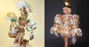 Miss World National Costumes