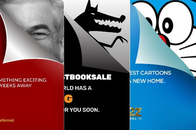 Teaser posters