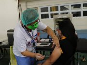 UST COVID-19 vaccination