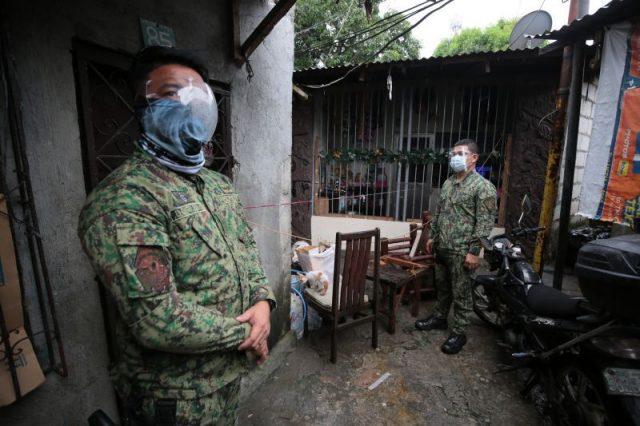 Batasan Hills lockdown