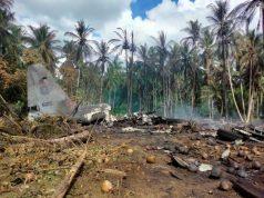 Patikul crash landing
