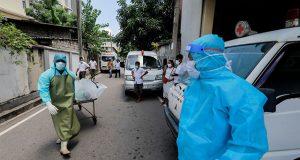 COVID-19 pandemic in Sri Lanka