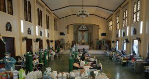 Chapel to ICU