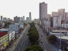 Manila in lockdown