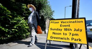 Vaccination in London