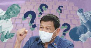 Duterte to run as VP