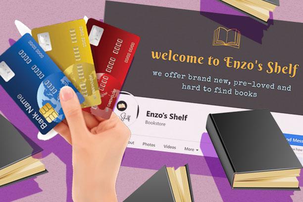 Enzo's Bookshelf