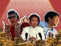 Marcos hidden wealth