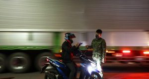 NCR checkpoint