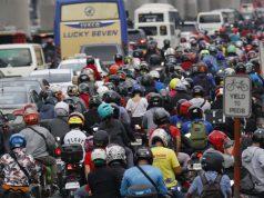 Metro Manila checkpoint