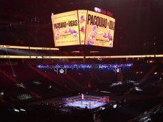 T-Mobile Arena Vegas