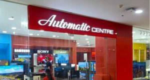 Automatic Centre retail store