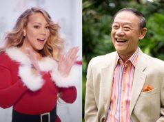 Jose Mari Chan and Mariah Carey