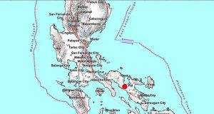CamSur earthquake